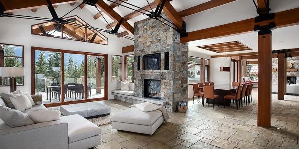 Belmont Estate Whistler main room