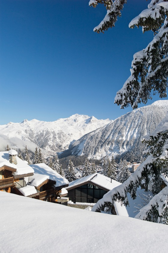Chalet Greystone Courchevel 1850
