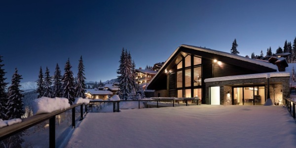 Luxury Chalet Greystone Courchevel 1850