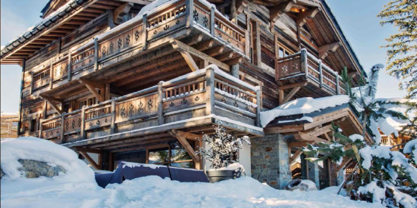 Luxury Chalet Courchevel 1850 France