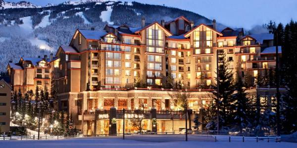 Westin Resort and Spa Whistler