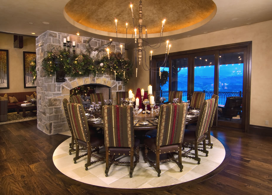 exceptional astounding dining room sets with round tables photos 3d house - Dining Room Set For 10