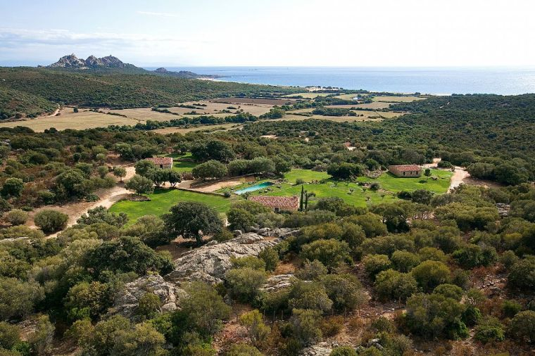 Murtoli Estate Corsica - Premier Destinations