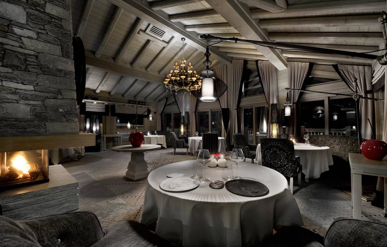 Hotel K2 Palace Courchevel 1850