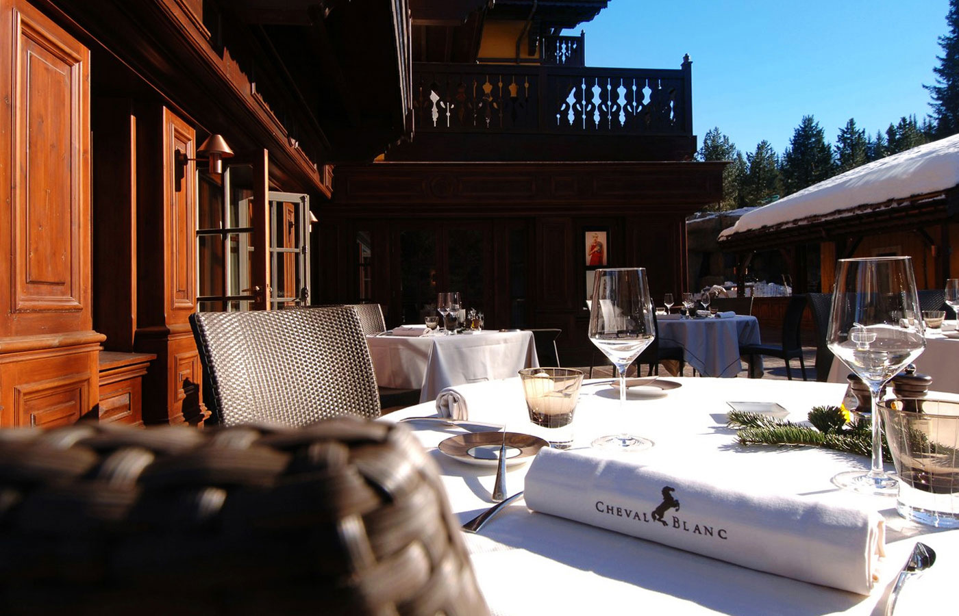 Le Cheval Blanc Courchevel 1850