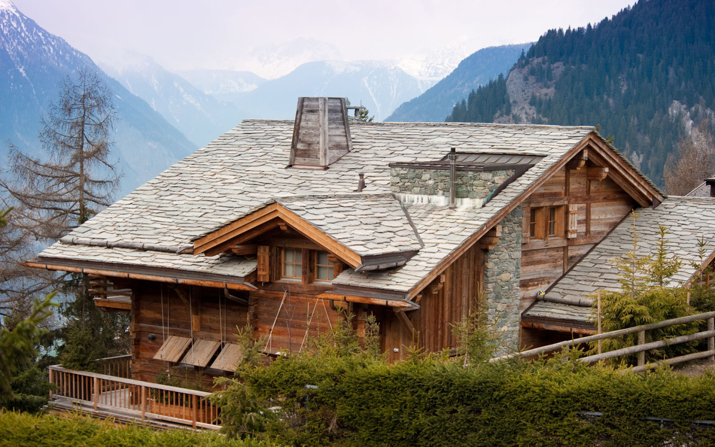 Chalet White Tooth Verbier Switzerland