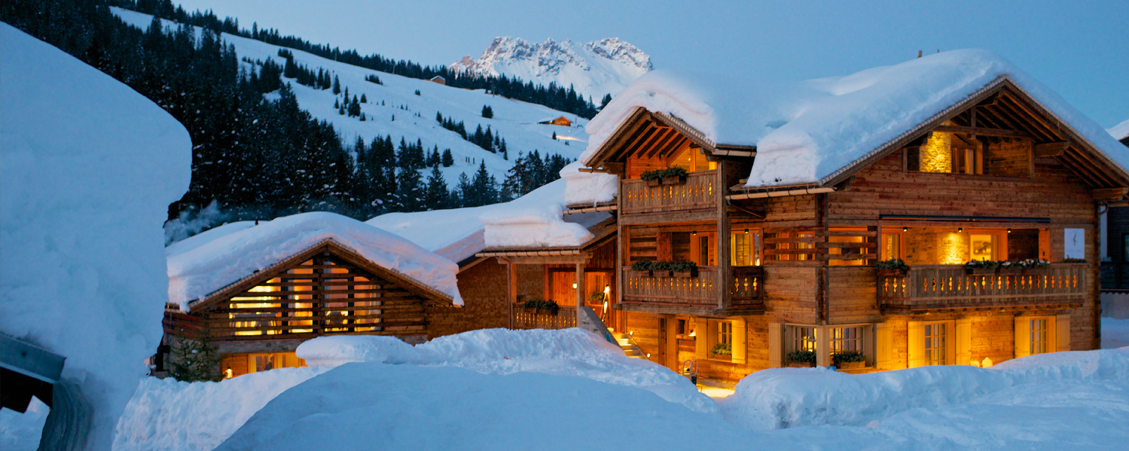 Beautiful Private Lodge And Chalets In Lech Am Arlberg Austria