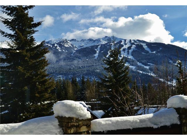 Fantastic views at Luxury 6 bedroom chalet in Whistler