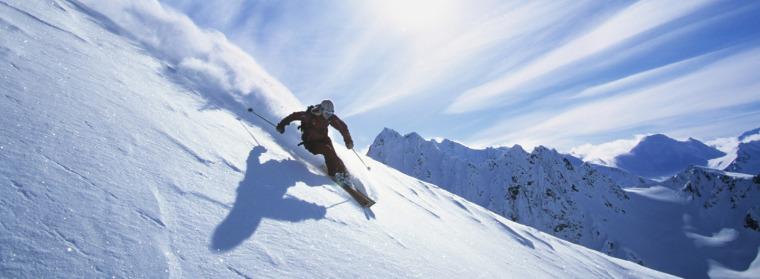 ski-heliski