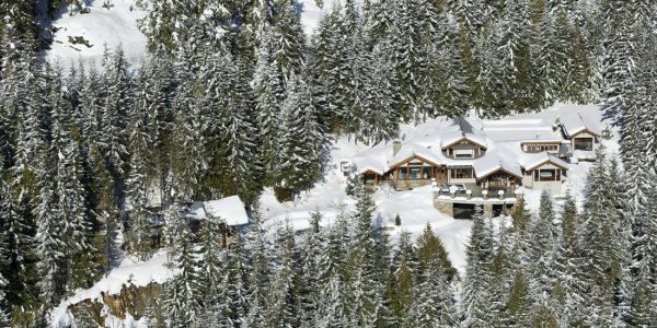 Belmont luxury Chalet Whistler Winter