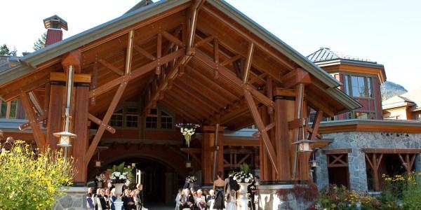 Wedding @ Nita Lake Lodge